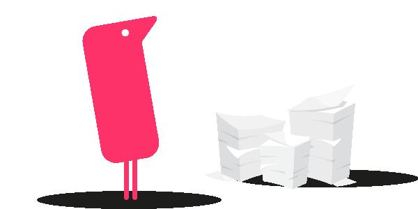 Digitise paper resources