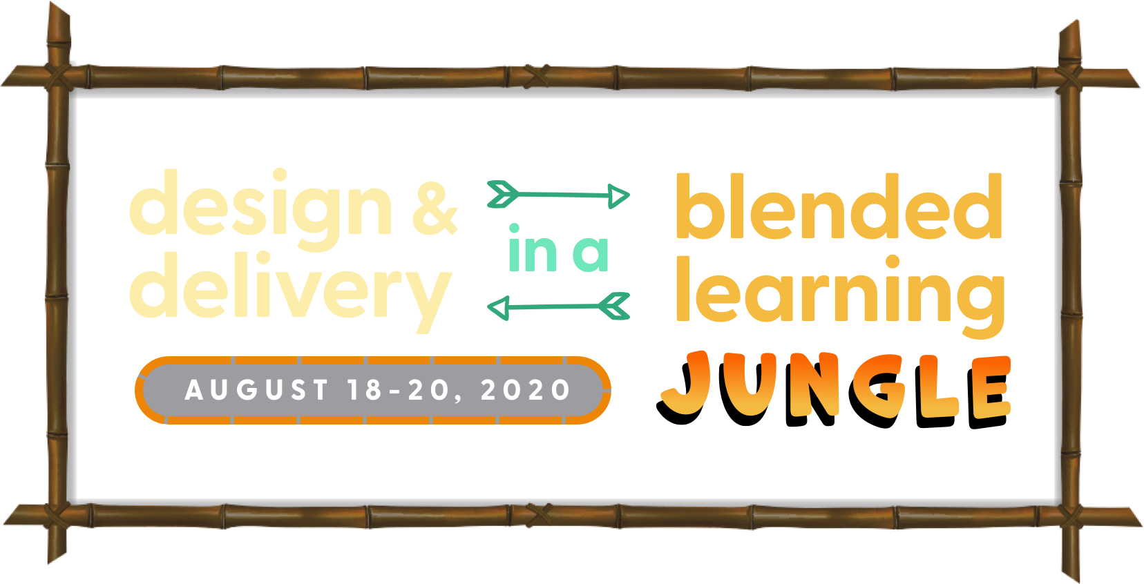 Design & Delivery in a Blended Learning Jungle