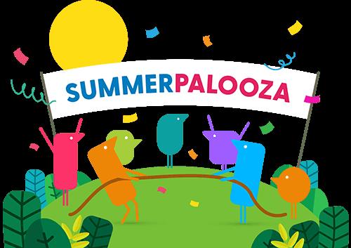 Summer Palooza Scene